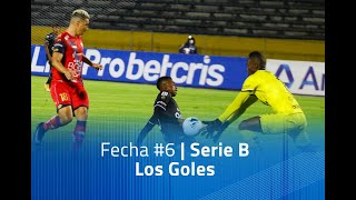 Fecha #6 - Los Goles Serie B