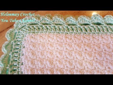 Helenmay Crochet My Little Sweet Pea Quick Easy Beginner Baby