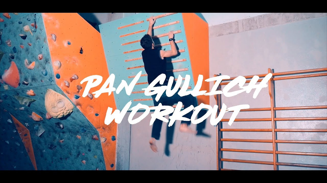 014f00dd2d41 PAN GULLICH: CLIMBING TRAINING | Allenamento esplosivo | BeTom ...