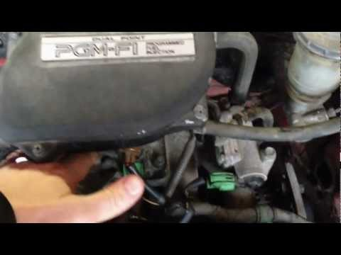 1990 Civic DX Idling Ignition Problems - UPDATED: FIXED!
