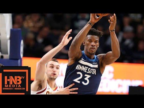 Cleveland Cavaliers vs Minnesota Timberwolves Full Game Highlights | 10.19.2018, NBA Season