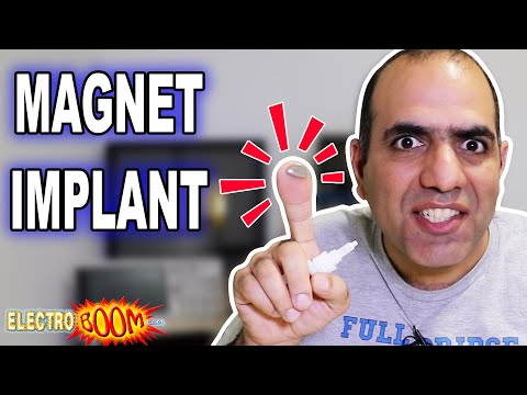 MAGNET IMPLANT Gives You Powers!!! (LATITY-003)