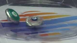 Beyblade Legends Battle Series Battle 2 Lightning L-Drago Vs Rock Leone