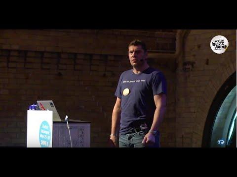 Andreas Neumann at #bbuzz 2014 (1st talk)