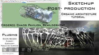 Video Flowify Shape Bender Voronoi Curviloft SketchUp Organic Architecture download MP3, 3GP, MP4, WEBM, AVI, FLV Desember 2017