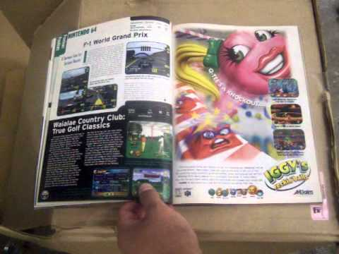 Ye Olde Video Game Magazine #4