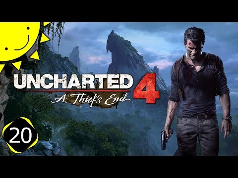 Let's Play Uncharted 4: A Thief's End | Part 20 - New Devon | Blind Gameplay Walkthrough
