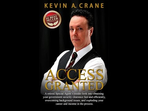 Special Agent Kevin A. Crane  Author of Access Granted