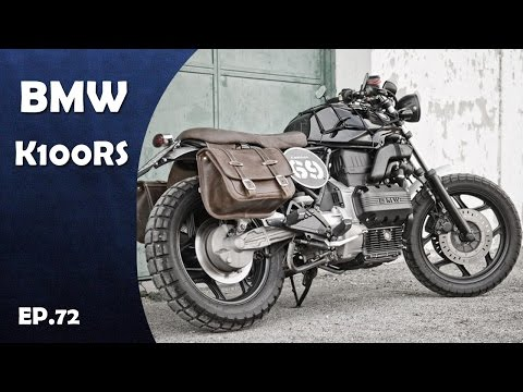 BMW K100RS Motorcycles   Classic Street Touring Sport Bike
