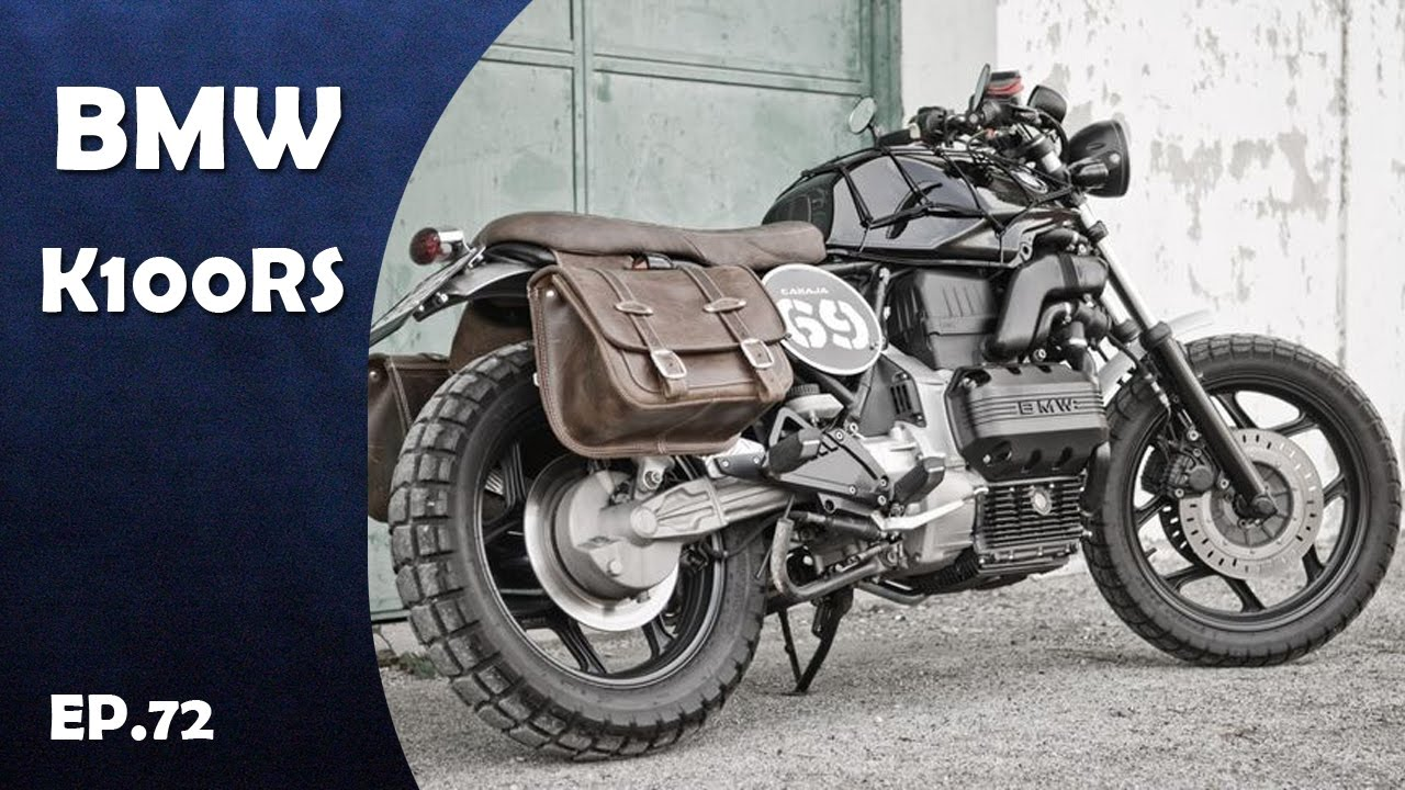 BMW K100RS Motorcycles | Classic Street Touring Sport Bike ...