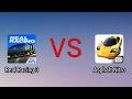 Real racing 3 VS asphalt nitro