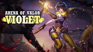 Arena of Valor | RANKED [Violet] ¡STRIKE OF KINGS CAMBIA DE NOMBRE!