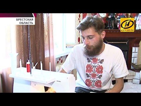 Вышиванки делают из обычных футболок в Малорите