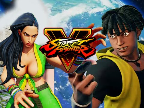SEAN HAS ARRIVED - Road to Platinum w/Mods! (Street Fighter V Ranked)
