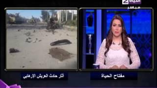 بالفيديو.. ابن خال المستشار الشهيد «عمر حماد» باكيًا: «ذنبه إيه.. إنه كان بيأدي عمله»