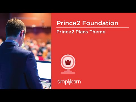 PRINCE2® Training Videos | PRINCE2® Plans Theme