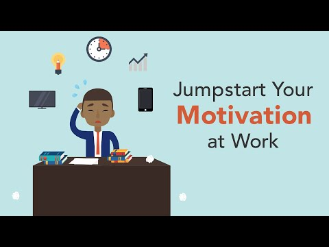 5 Ways to Stay Motivated at Work | Brian Tracy