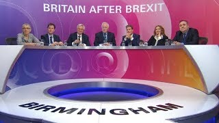 BrExit: BBC Question Time - Britain After BrExit (ICYMI)