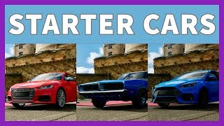 Forza Horizon 4 What S The Best Starter Car Youtube