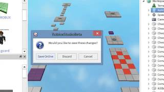 How to Put admin into you're game! {Roblox}