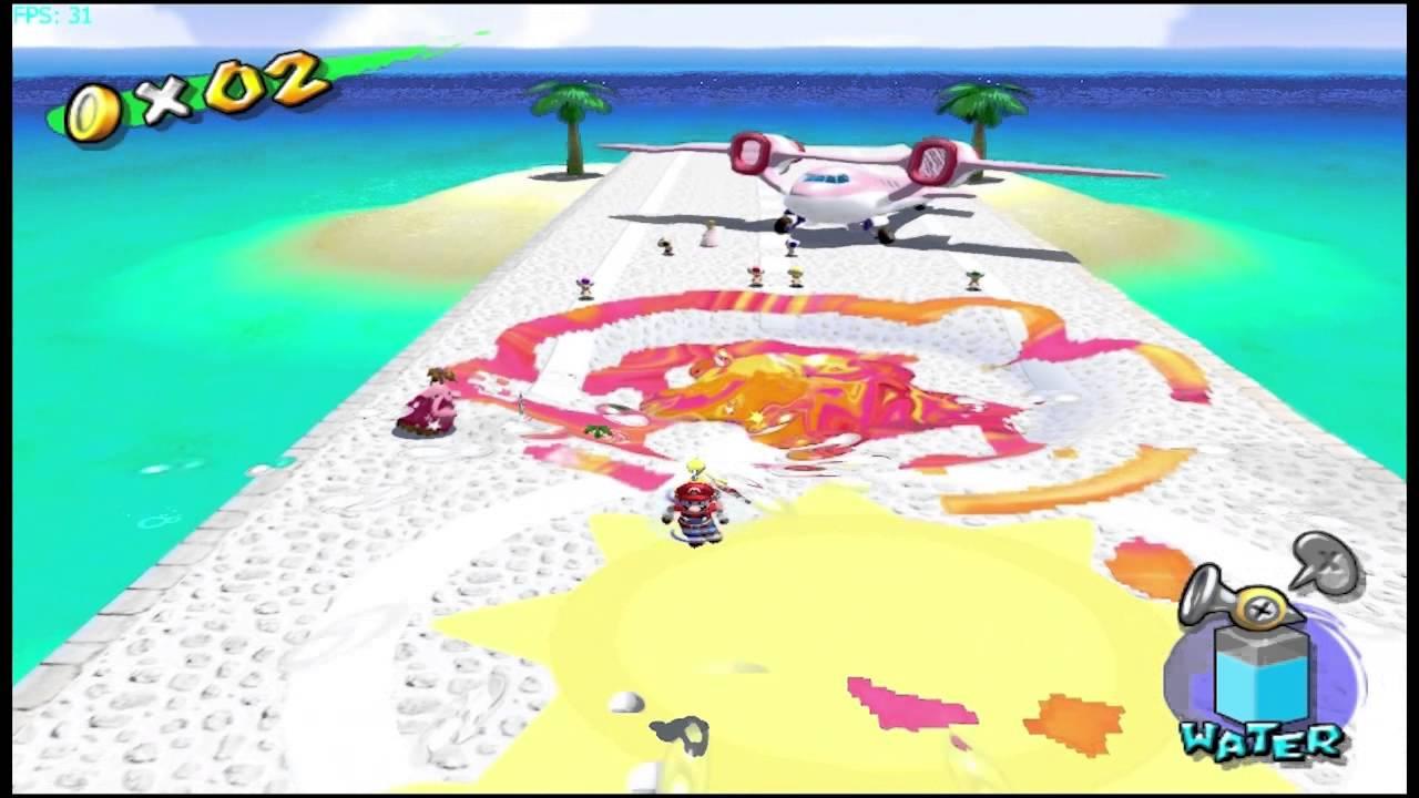 Super Mario Sunshine Dolphin Android Super Mario Sunshine Iso