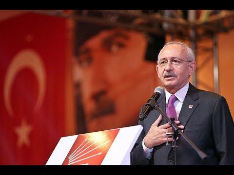 CHP, cumhurbaşkanı seçimi için adaylığını açıklıyor