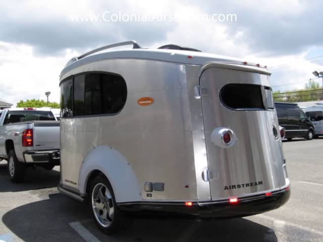 Used Airstream Basecamp For Sale Toy Hauler Camping Trailer Small