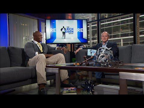 Eddie George on The Rich Eisen Show (Full Interview) 10/14/14