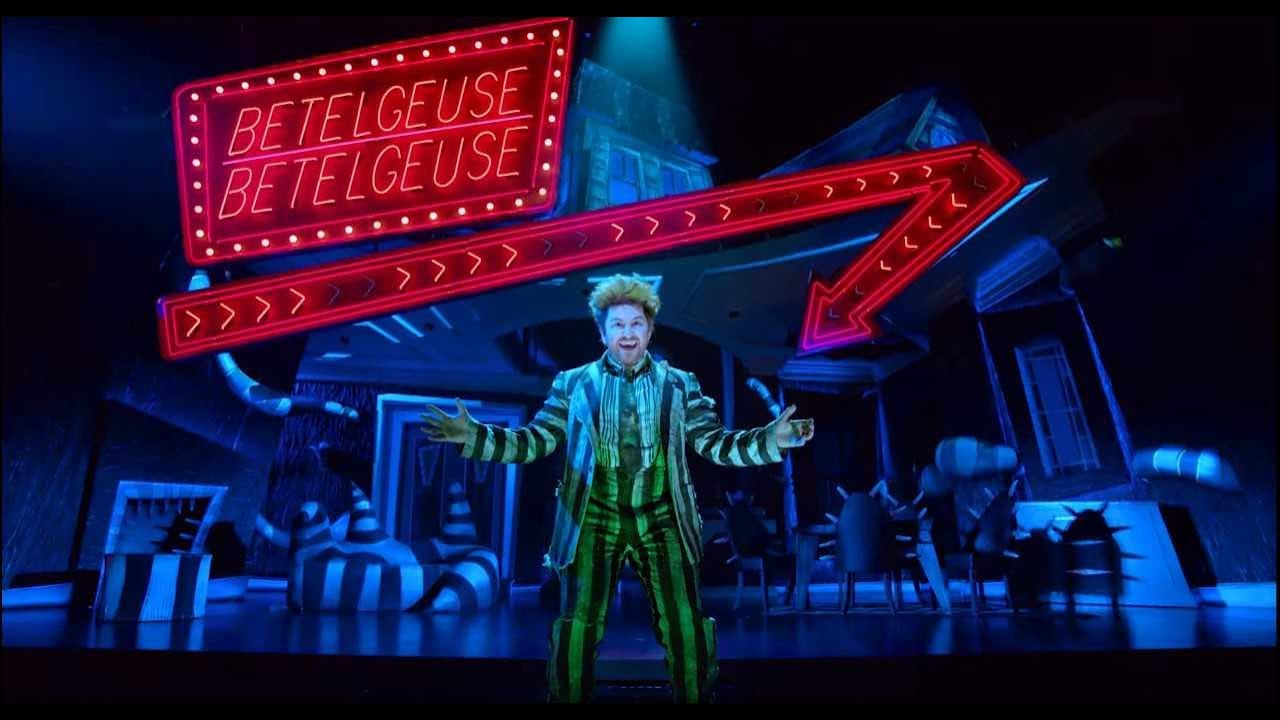 First Look | Beetlejuice The Musical
