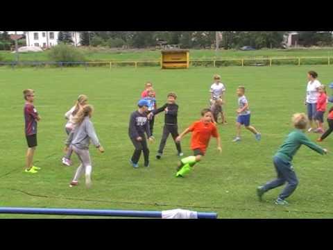 Sportovní tábor SK Rpety 1
