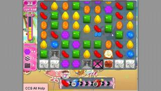 Candy Crush Saga level 894 3* No Boosters