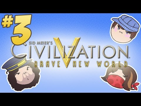 Civilization V: Brave New World - PART 3 - Steam Train