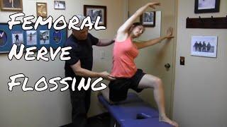 Femoral Nerve - Nerve Flossing - Kinetic Health