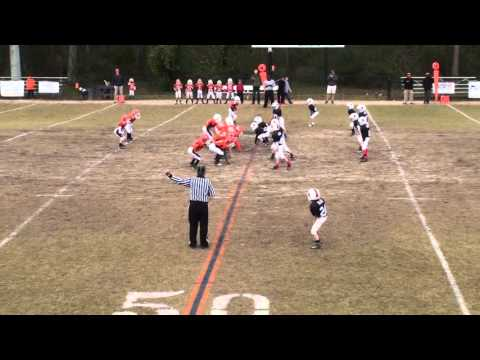 04 Colts Pee Wee AllStars vs NYO Red Devils 11 21 15