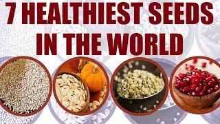 7 Healthiest seeds u0026 Health benefits; Check out here | Boldsky