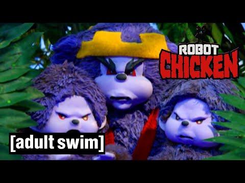Robot Chicken   Mind Freak   Adult Swim