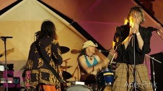 Ariel Pink - Goth Bomb (LIVE at Santa Monica Pier)