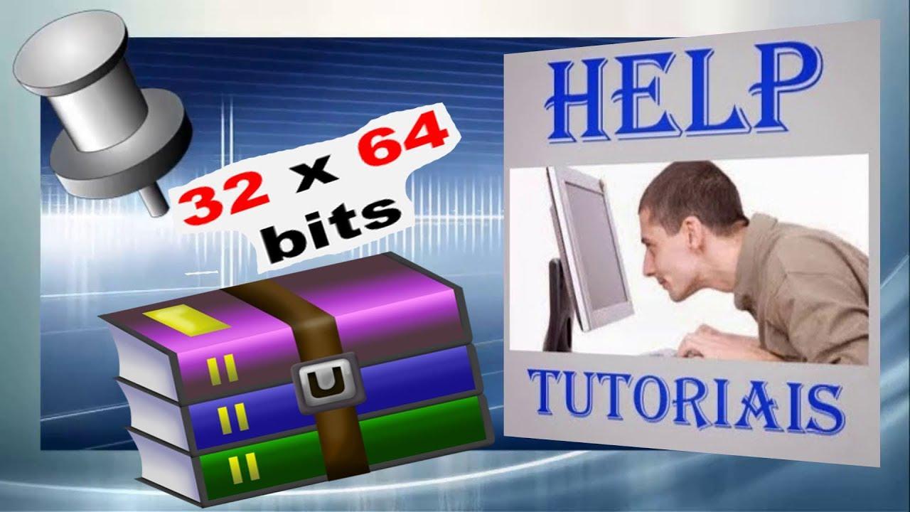 Como baixar, instalar e ativar o winrar 5. 31 (32 e 64 bits) ‹ guto.