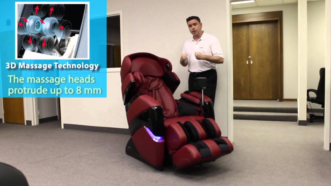 Massage Chair Osaki OS 3D Pro Cyber