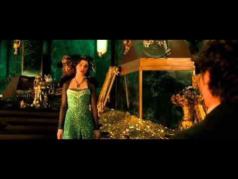Trailer do filme Oz - mágico e poderoso