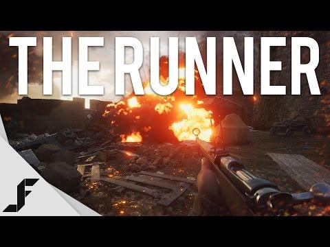 The Runner - Battlefield Single Player Walkthrough 4K 60FPS