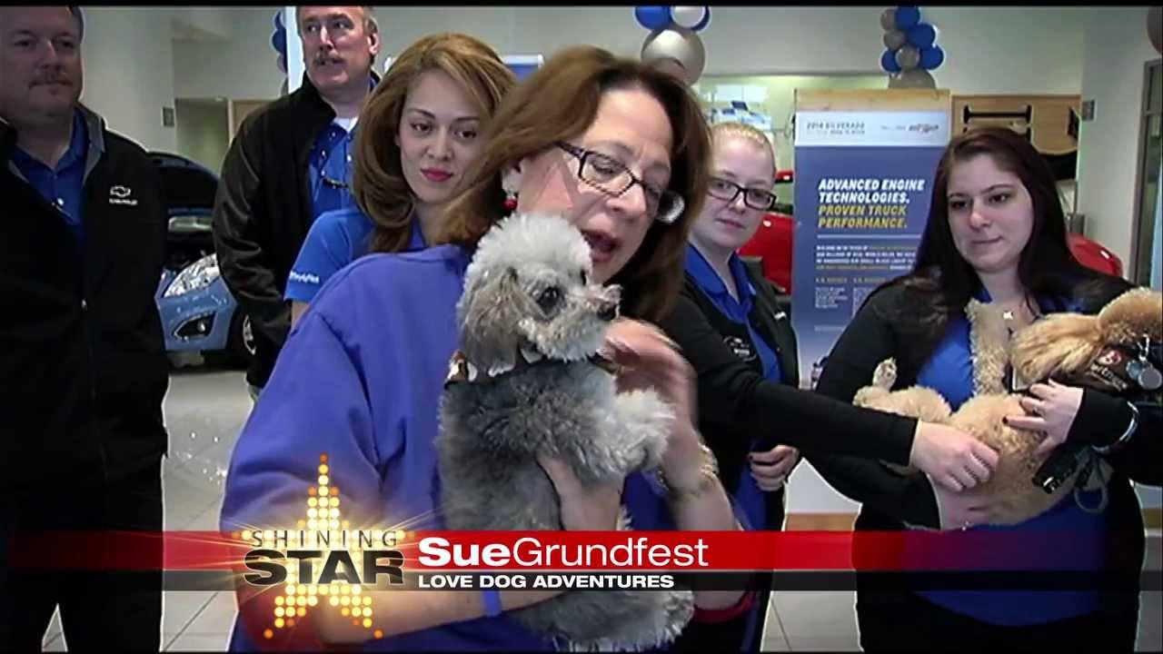Fox 5 News Shining Star Award - Pet Partners of Las Vegas, Love Dog
