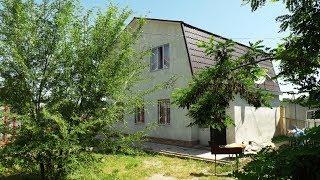 Продается дом, 2 уровня, 4 комнаты, 147 квм, 4 сотки, Алматы, мкр  Акжар