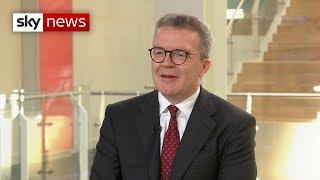 Labour concerns about new Brexit secretary