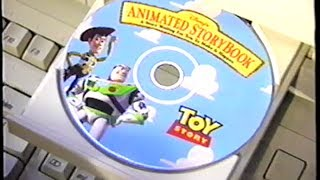 Toy Story Games - Disney Interactive (1995-1999) Promo (VHS Capture)
