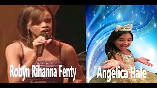 "Angelica Hale and Rihanna -""Hero"""