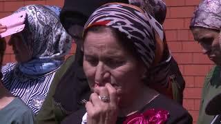 В Ингушетии вспоминают жертв теракта в Назрановском РОВД