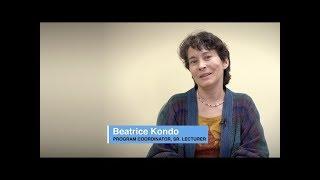 Beatrice Kondo, Assistant Program Director, Sr. Lecturer