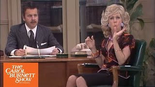 Mrs. Wiggins: The Intercom… Again from The Carol Burnett Show (full sketch)