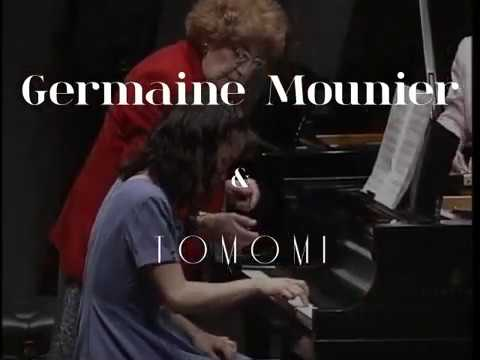 MasterClass with Germaine Mounier  ジェルメ-ヌムニエ マスタークラス